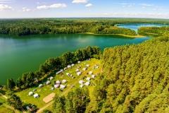 Panorama camping Dłużek Mazury