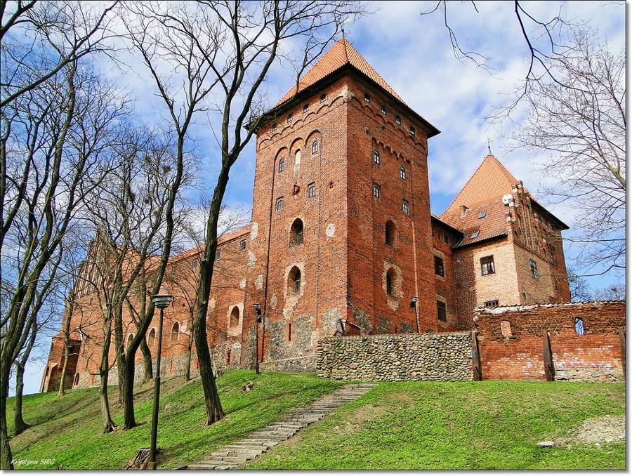 Zamek krzyżacki Nidzica