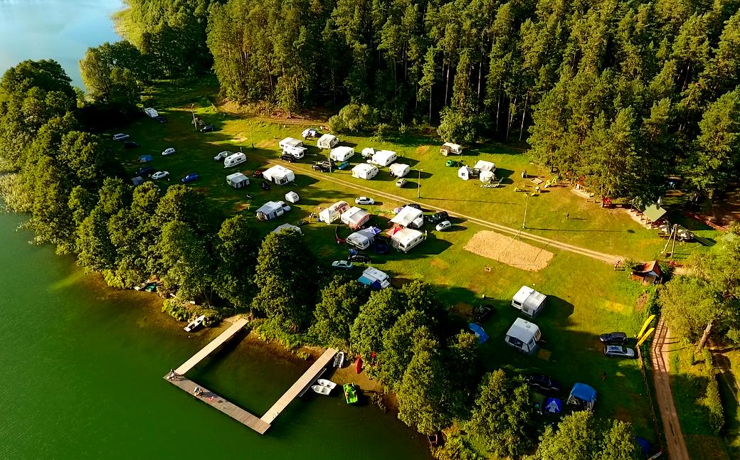 Camping Mazury